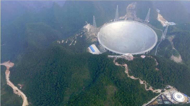 中国天眼 发现2颗新脉冲星 最远距离地球1.6万光年