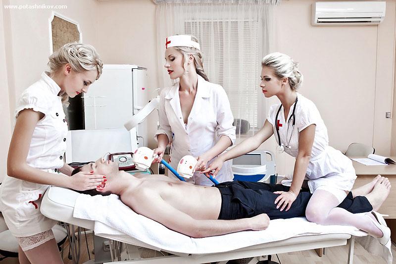 制服诱惑:史上最性感的医疗服务 菏泽大众网