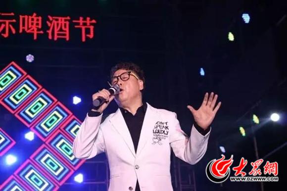 菏泽中达绿城·江南里国际啤酒节盛大开幕_房
