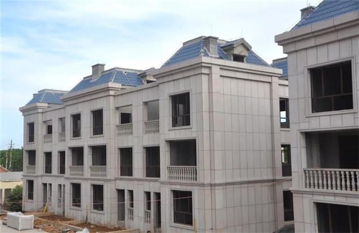 廣西北流鋼鐵別墅房子