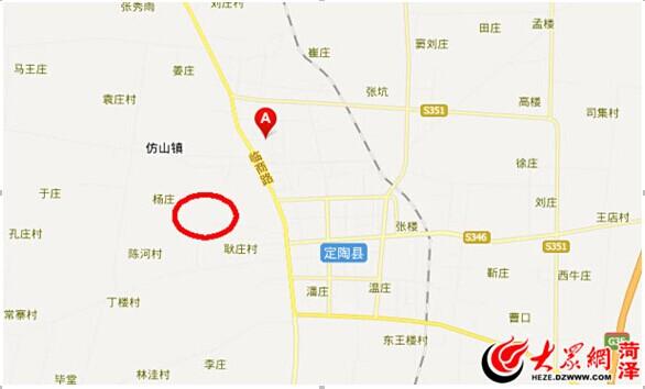 齐鲁工业大学菏泽校区拟改选定陶占地3729亩