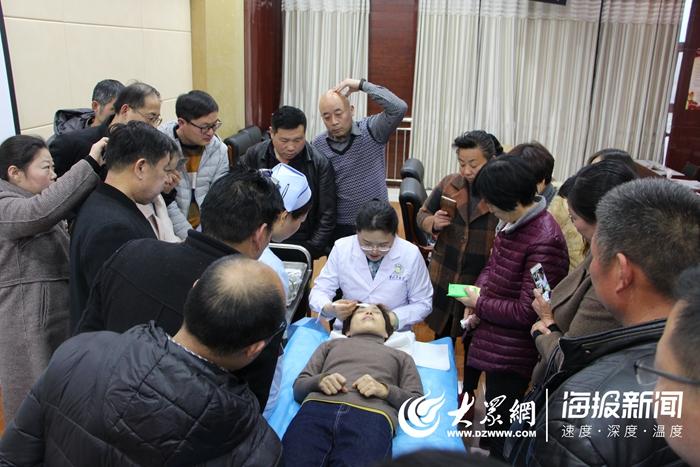 曹县中医院举办2019年中医药适宜技术痧疗罐疗培训班