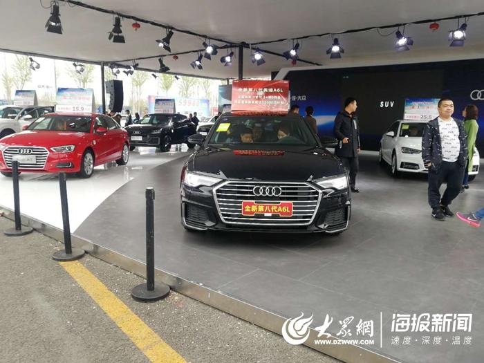2019菏泽春季车展购豪车最高可省14万