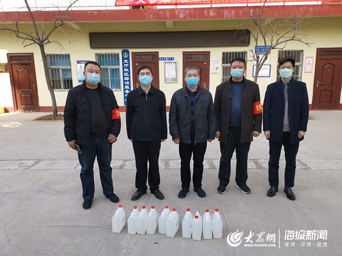 菏泽市教育局:积极参与社区联防