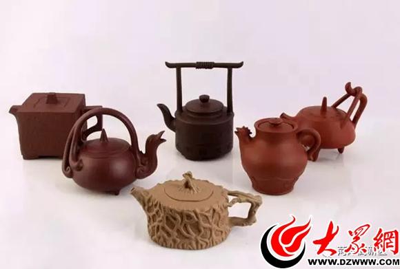 黄河窑陶瓷博物馆入选菏泽