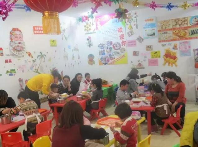 菏泽首家儿童DIY体验馆童梦之城 快带孩子来体验吧