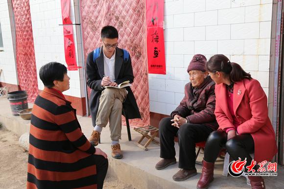 名人彩票娱乐平台:失散30余年,83岁菏泽籍老人与侄子晋南重逢