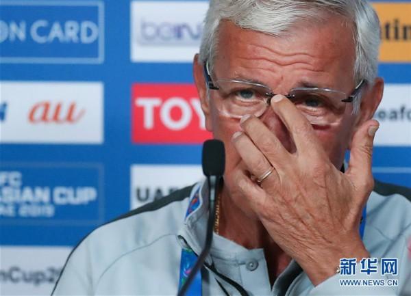 (体育)(1)足球——亚洲杯:中国队举行赛前新闻发布会