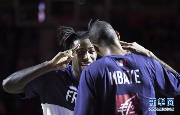 (篮球世界杯)(30)篮球——四分之一决赛:美国队无缘半决赛