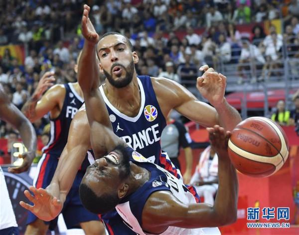 (篮球世界杯)(32)篮球——四分之一决赛:美国队无缘半决赛