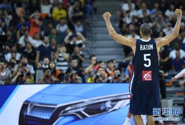 (篮球世界杯)(41)篮球——四分之一决赛:美国队无缘半决赛