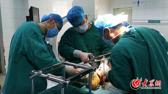 巨野县人民医院骨三科上榜国家级学术排行榜