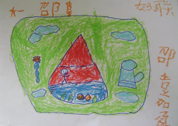 童心绘画倡节水