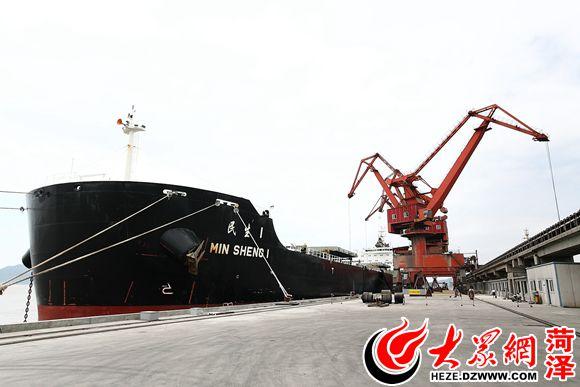 """舟山打造国际粮油""""三位一体""""港航物流服务体系"""