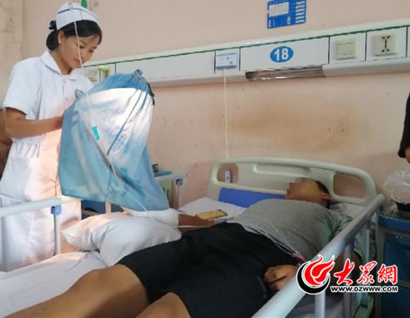 秋收时节农机伤人高发 博爱医院半月救治30位患者