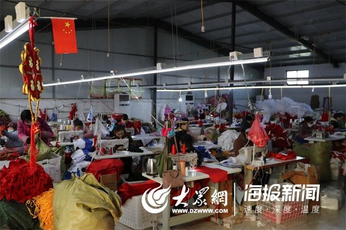 这就是山东丨曹县王集镇韩雪峰:家门口创业,扶贫致富两不误